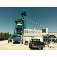 Cheap 310KW Installed Power Mobile Asphalt Plant Road Making Machine 40M3 Hot Bin Section for sale