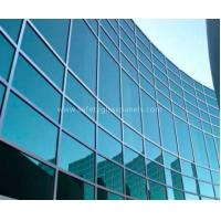 Cheap Rectangle Clear Tempered Safety Glass 8mm , Heat Treated Glass Partition wholesale