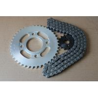 Cheap motorcycle chain sprocket  kits for sale