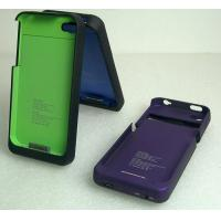 Cheap Colorful Juice Pack 1900mAh External Battery for iPhone 4/4S Hot Selling for sale