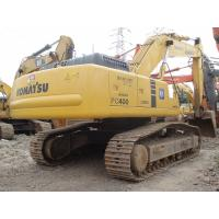 Cheap Free New Paint Second Hand Komatsu Excavator Pc400 - 6 With 600mm Shoe Size for sale