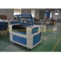Cheap Industrial Laser Fabric Cutting Machine With Taiwan Hiwin Liner Guide for sale