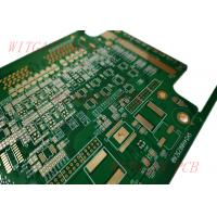 China 8 Layer Rigid Flex Printed Circuit Boards 1.6MM Green Solder Mask Immersion Gold on sale
