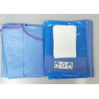Vertical Custom Surgical Packs with Tube Holder Hand Towels Disposable Isolation