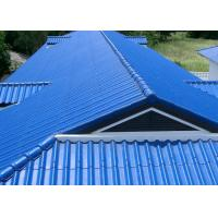 Cheap Recyclable Aluminium Roofing Sheet Corrugated High Performance In Natural Color for sale