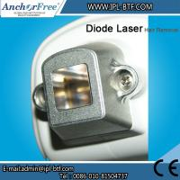 Cheap Diode Laser Hair Removal Professional Machines FDA Approved , Hair Epilation Machine wholesale