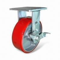 Cheap Heavy-duty Caster, Suitable for Display Racks, 150 to 250kg Loading Capacity for sale