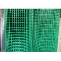 China Electric Galvanised Wire Mesh Roll , 50X75mm PVC Coated Wire Mesh Rolls on sale