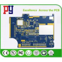 Buy cheap Blue Two Layer Quick Turn Pcb Prototypes , FR4 Circuit Board 2 Oz Copper Thickness from wholesalers