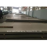 China ASTM A240 304 Stainless Steel Sheet Different Finish Surface Seaworthy Package on sale