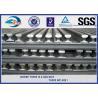 Buy cheap UIC50 UIC54 UIC60 Track Railway Heavy Steel Crane Rail 12 - 25m from wholesalers