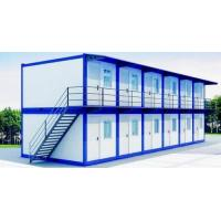 China Double Deck Custom Shipping Container Homes Flexible Assembly For School Dormitory on sale