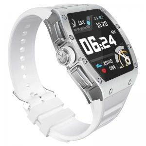 Cheap Woman Kids Android Iphone NRF52832 Bluetooth Smart Watch for sale