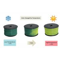 Cheap Afinia 3D printer Thermoplastic Filament , ABS 3.0mm 3d Printer Plastic Material for sale