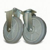 Cheap Medium-duty Industrial Caster with 100 to 170kg Loading Capacity for sale