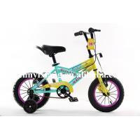 Cheap Popular style bmx four wheel cycles gas kids bike for baby boys cheap price children exercise bicycle for sale
