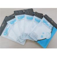 Cheap FDA Approved Disposable 3D KN95 Face Mask , Anti Pollution Face Mask Ultra Soft for sale