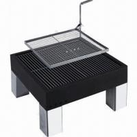 Cheap Steel Charcoal BBQ Grill and Patio Heater for sale