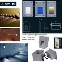 Cheap High Quality Recessed LED Wall Lights Slide Stairs Step Indoor wholesale