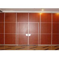 Cheap Operable Restaurant Partition Walls Room Divider Wall Precise Welding Hall wholesale