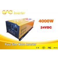 Cheap Dc ac off grid solar inverter pure sine wave 48v to 220v 4000w home inverter for all kinds of appliances for sale