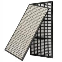 Cheap API Oil Vibrating Sieving Mesh For Solid Control 1165x585x40mm Size Shale Shaker Parts for sale