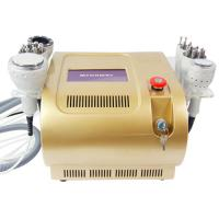 Cheap RF Photon Bio Cavitation Ultrasonic Slimming Machine For Lymphatic Drainage / Skin Firming for sale