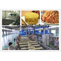 Buy cheap Oil frying Automatic Fried Instant Noodle Making machinery production lines from wholesalers
