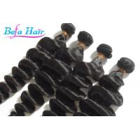 "Cheap 2"" 14"" 16"" Tangle Free Malaysian Loose Wave Virgin Hair With Full Cuticle Intact for sale"