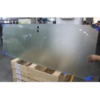 Cheap Tempered Frosted Glass Door for sale