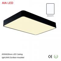 Cheap Matt black 32W good price and economic SMD LED Ceiling light for bedroom for living room for sale
