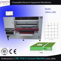 Cheap V Scoring Marking Machine V Groove Machine CNC Making V Groove On PCB Panel for sale