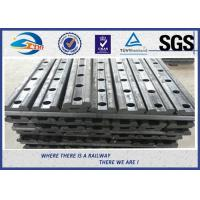 Cheap Forged Fish Plate Combination / Compromise Joint Bars For Railway / Track for sale