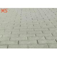 Cheap Flexibility Silicone Stamp Concrete Molds Brick Texture With Polyurethane for sale