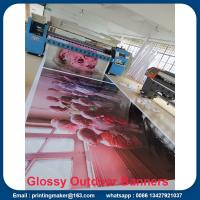 Quality Large Format Printing Custom Vinyl Banners with Grommets wholesale