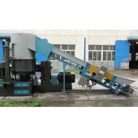 Cheap Customized PP, PE Plastic Granulator Machine With Water ring cutter for sale