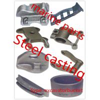 China Metal casting investment castings marine parts on sale