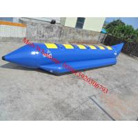 Cheap cheap inflatable boat inflatable water banana boat for sale