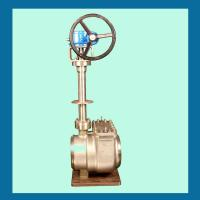 Cheap Flange / Weld Connection Cryogenic Butterfly Valve for PN1.6 - 16.0 MPa Pressure for sale