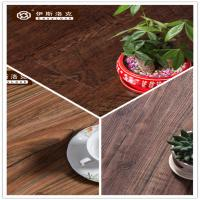 Cheap Italian Restoring Ancient/Interlock/Environmental Protection/Wood Grain PVC Floor(9-10mm) for sale