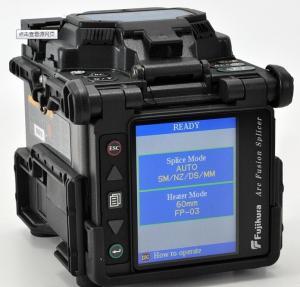 Cheap newly portable Optical Fiber Fusion Splicer Fujikura FSM-80S for sale
