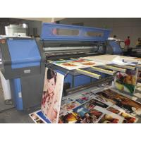 China Decration Industry Faltbed Roll to Roll UV Printer , Professional Digital Screen Printing Equipments on sale