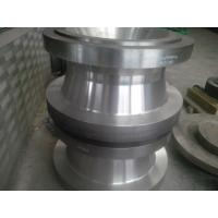Cheap Forged Metals Castellated Shaft For Wind Power Generator Forged Slag Pot As Per Drawing For Melting Metal for sale