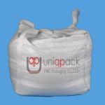 Cheap Circular 1 Ton Bulk Bags 2 Ton Bulk Bag For Packing Ceramsite / Ceramic Proppant for sale