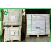 Cheap White Uncoated Woodfree Offset Printing Paper Grade A For Excercise Book for sale