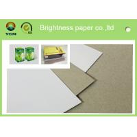 Cheap 400gsm 0.48mm Coated Printer Paper Jumbo Roll For Folding Box Eco Friendly for sale