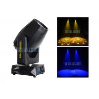Cheap IP20 Indoor LED Moving Head Spot Light / Robe Moving Head Projector for sale