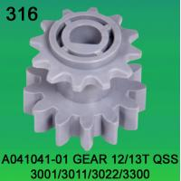 Cheap A041041-01 GEAR TEETH-12/13 FOR NORITSU qss3001,3011,3022,3300 minilab for sale