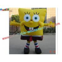 Lovely Moving Cartoon Costume advertising inflatable for promotional