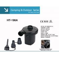 Cheap HT-196 DC Electric  Air Pump In Camping & outdoor for sale